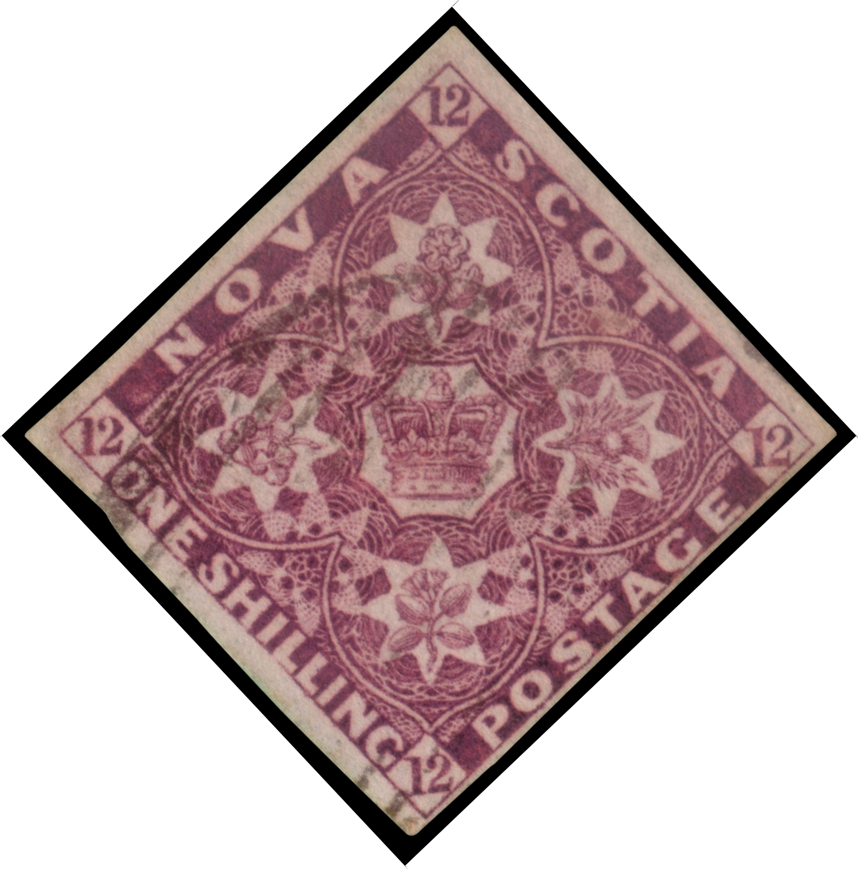 Lot 2034 - nova scotia Individual lots -  Ponte Auction House Stamps Auction 505