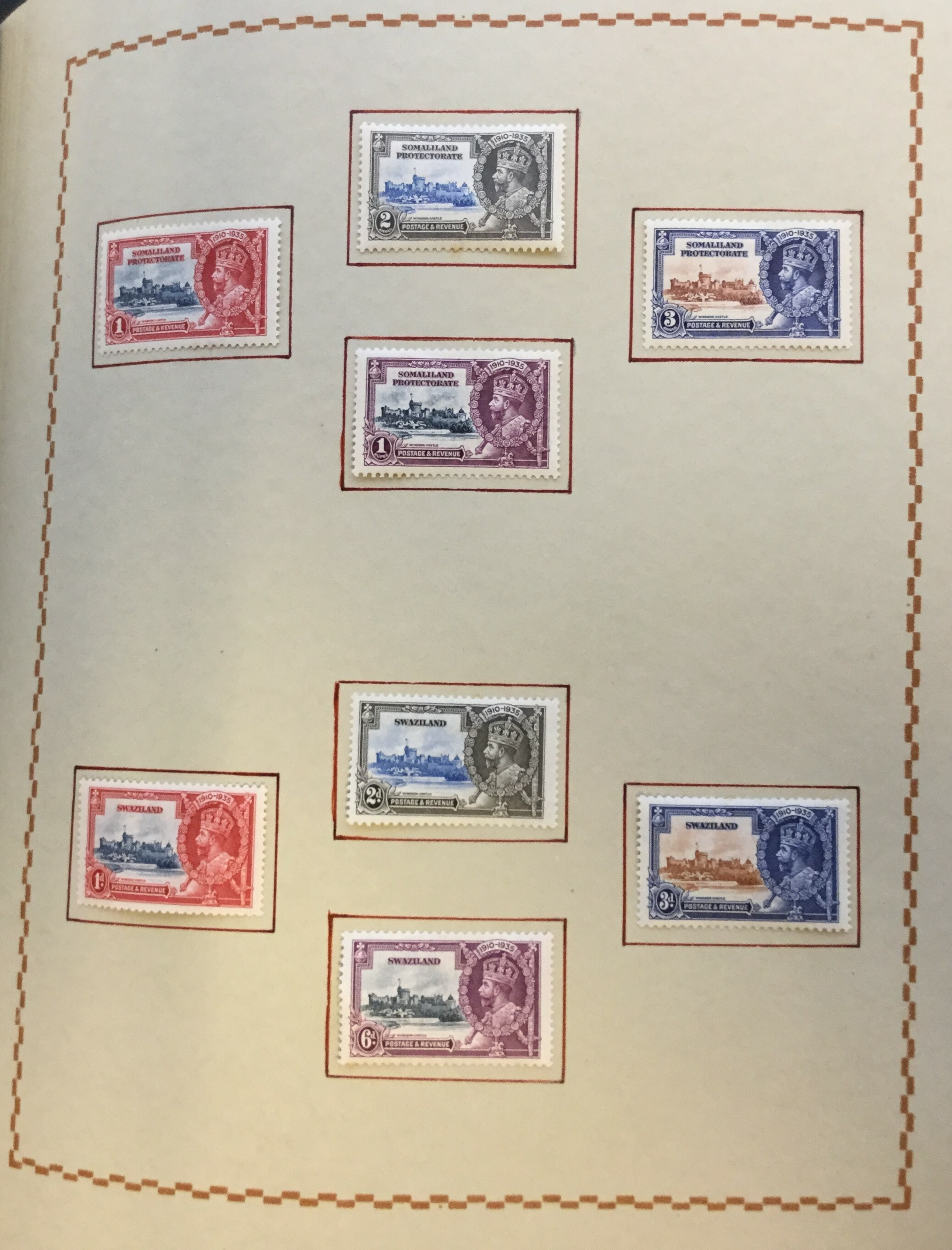 Lot 2209 - british colonies Lots & Collections -  Ponte Auction House Stamps Auction 505