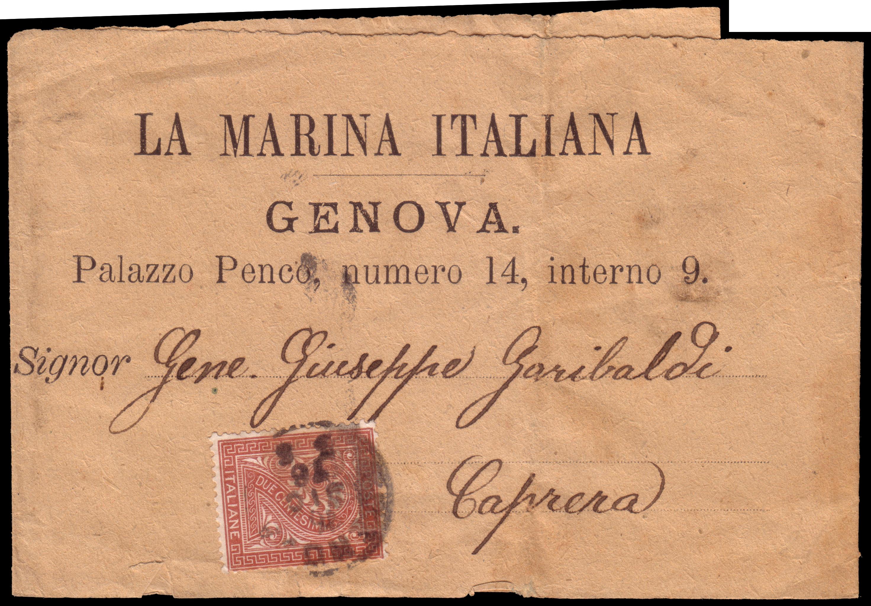 Lot 2416 - REGNO D'ITALIA Individual lots -  Ponte Auction House Stamps Auction 505