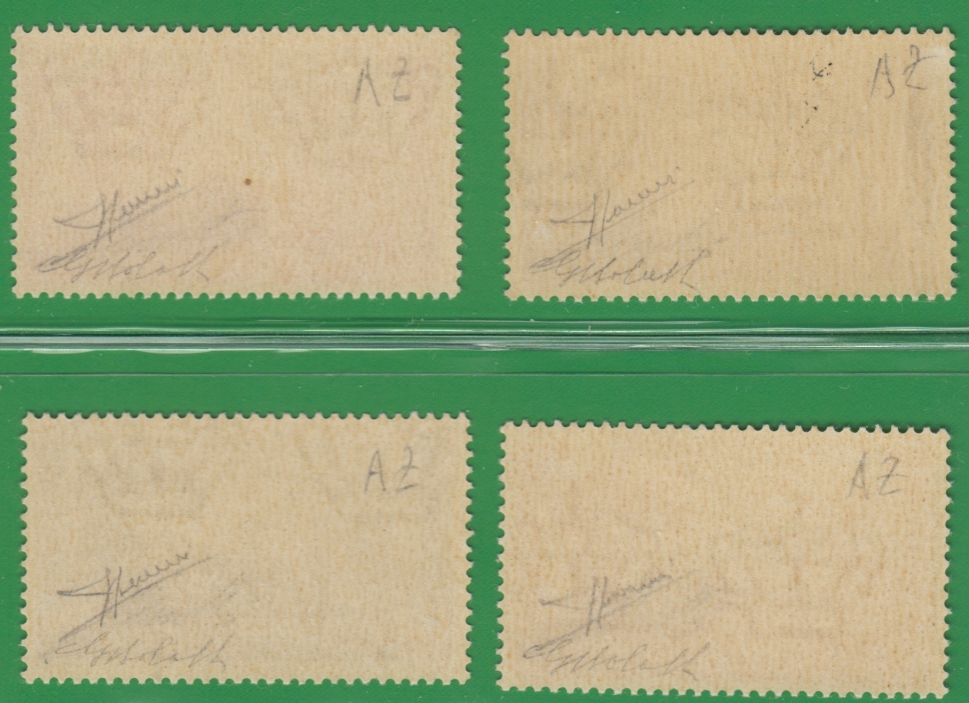 Lot 2447 - AFRICA ORIENTALE ITALIANA Individual lots -  Ponte Auction House Stamps Auction 505