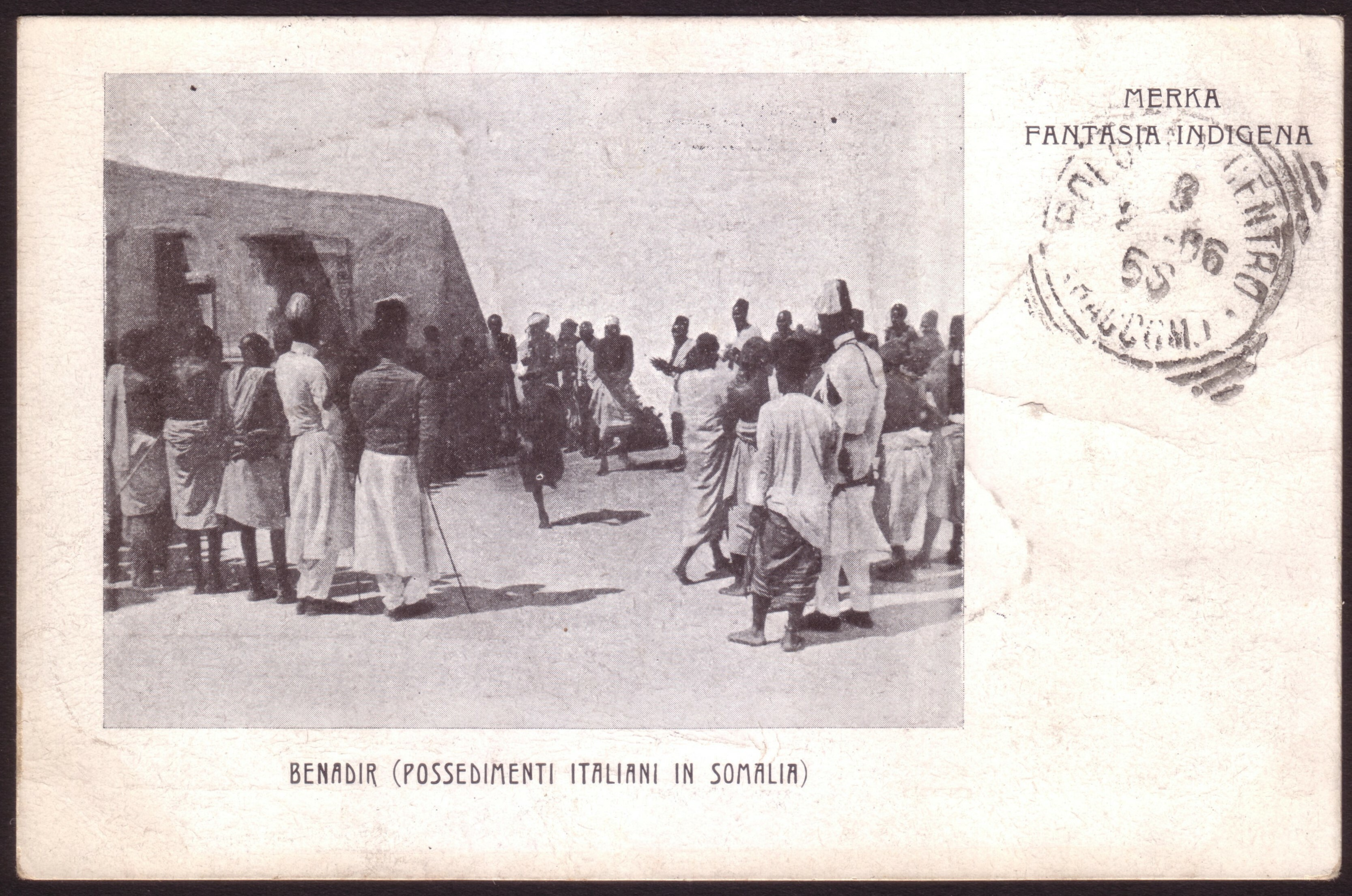 Lot 2454 - somalia Individual lots -  Ponte Auction House Stamps Auction 505
