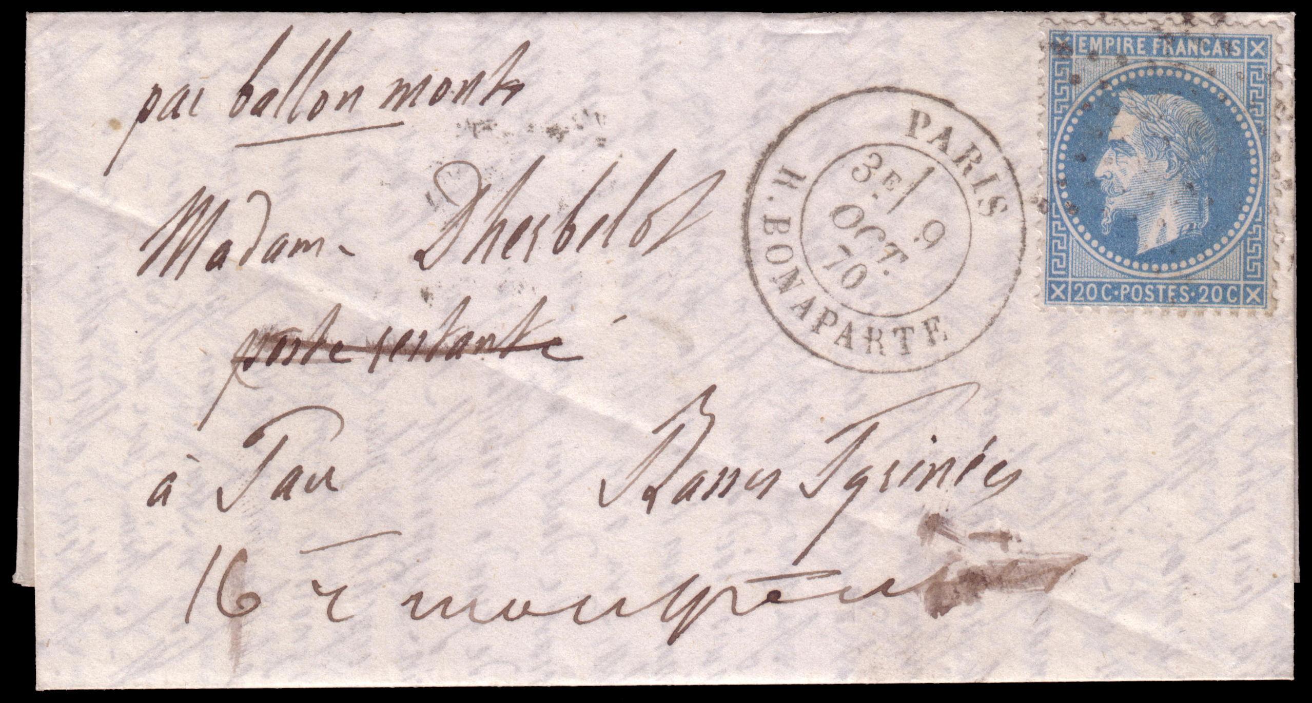 Lot 2473 - francia Individual lots -  Ponte Auction House Stamps Auction 505