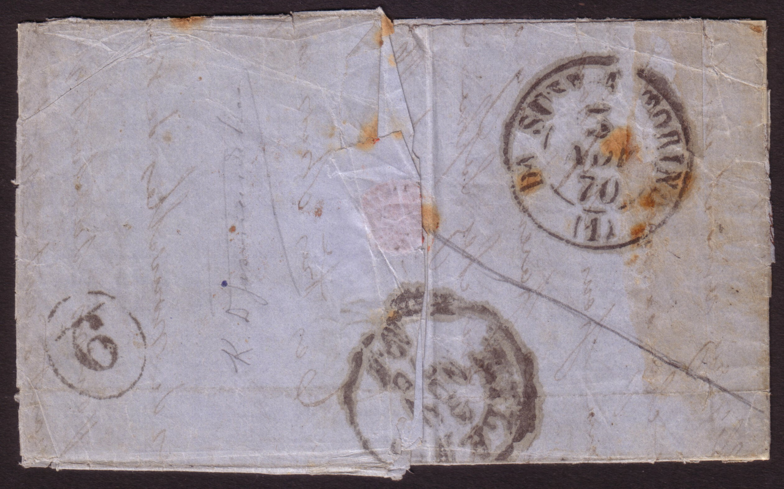 Lot 2474 - francia Individual lots -  Ponte Auction House Stamps Auction 505