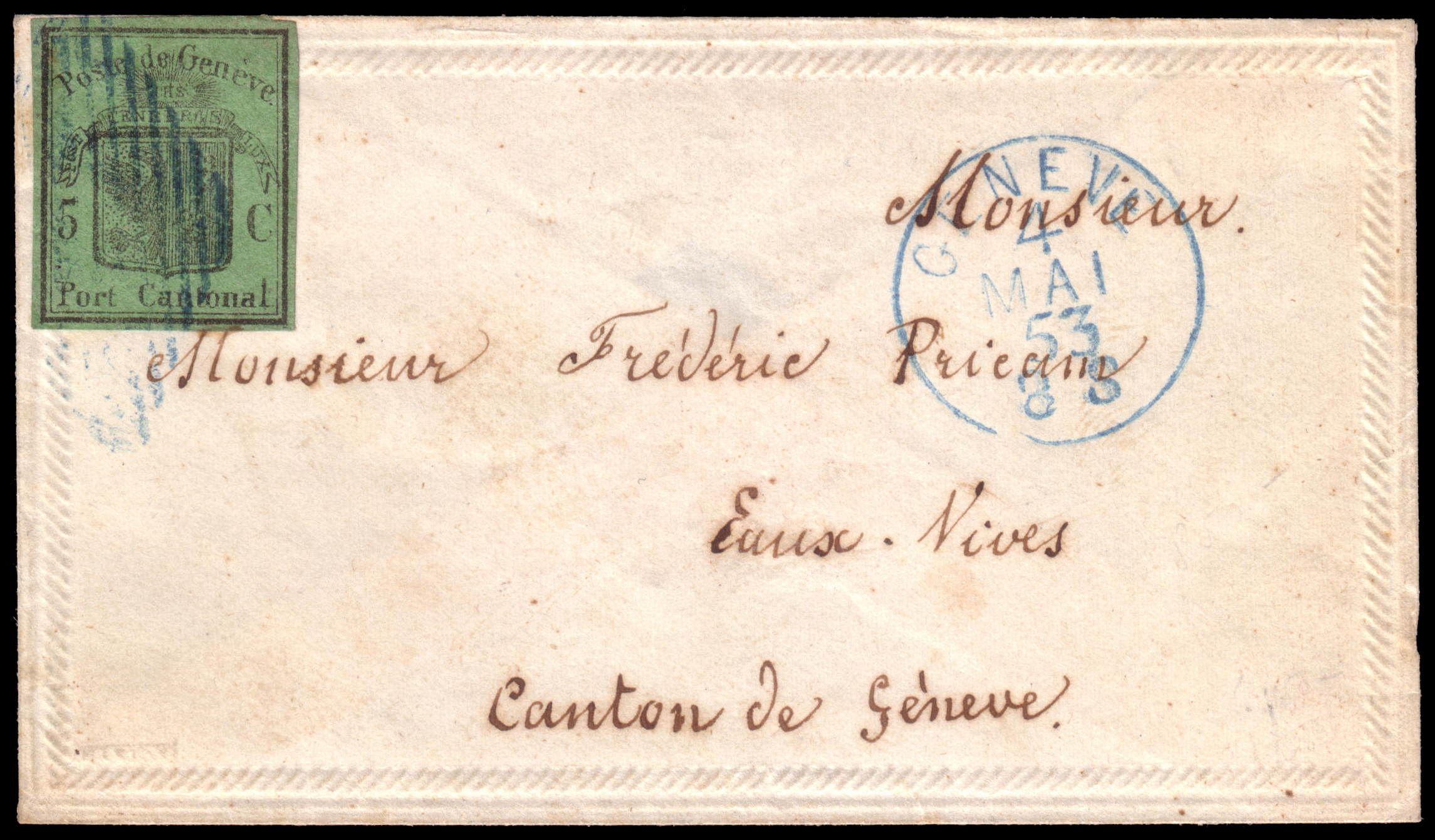 Lot 2479 - svizzera Individual lots -  Ponte Auction House Stamps Auction 505
