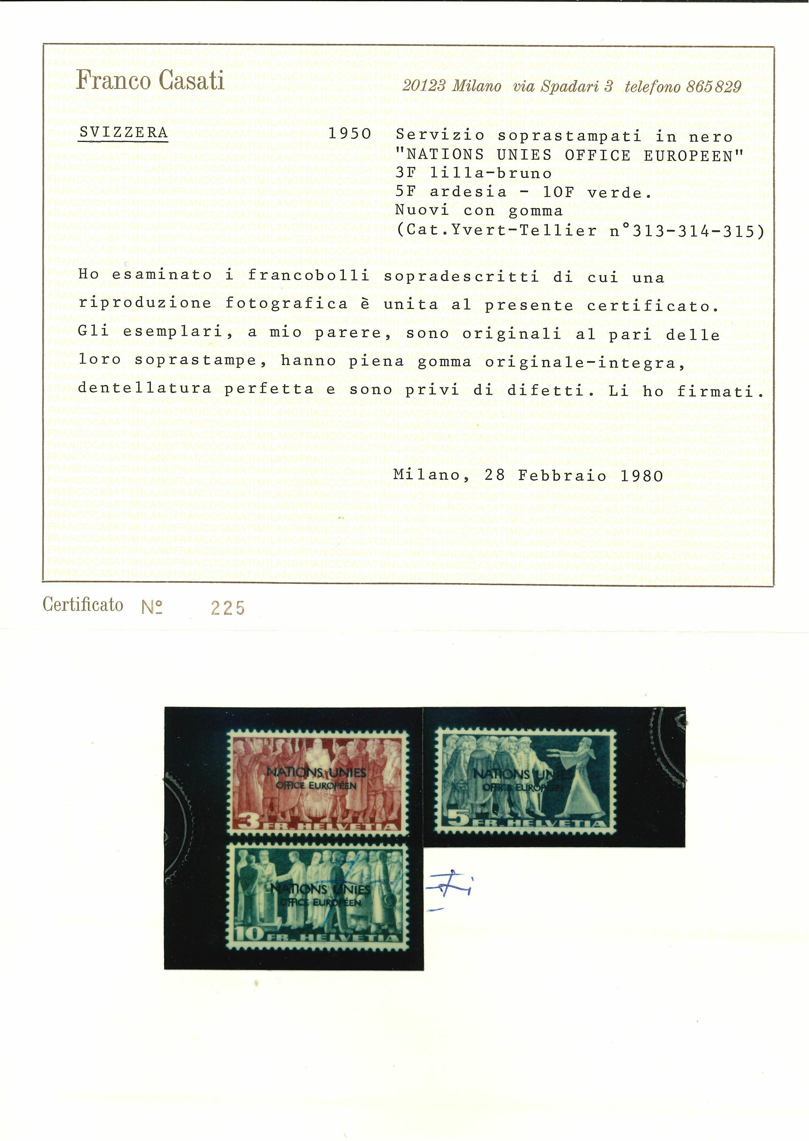 Lot 2480 - svizzera Individual lots -  Ponte Auction House Stamps Auction 505