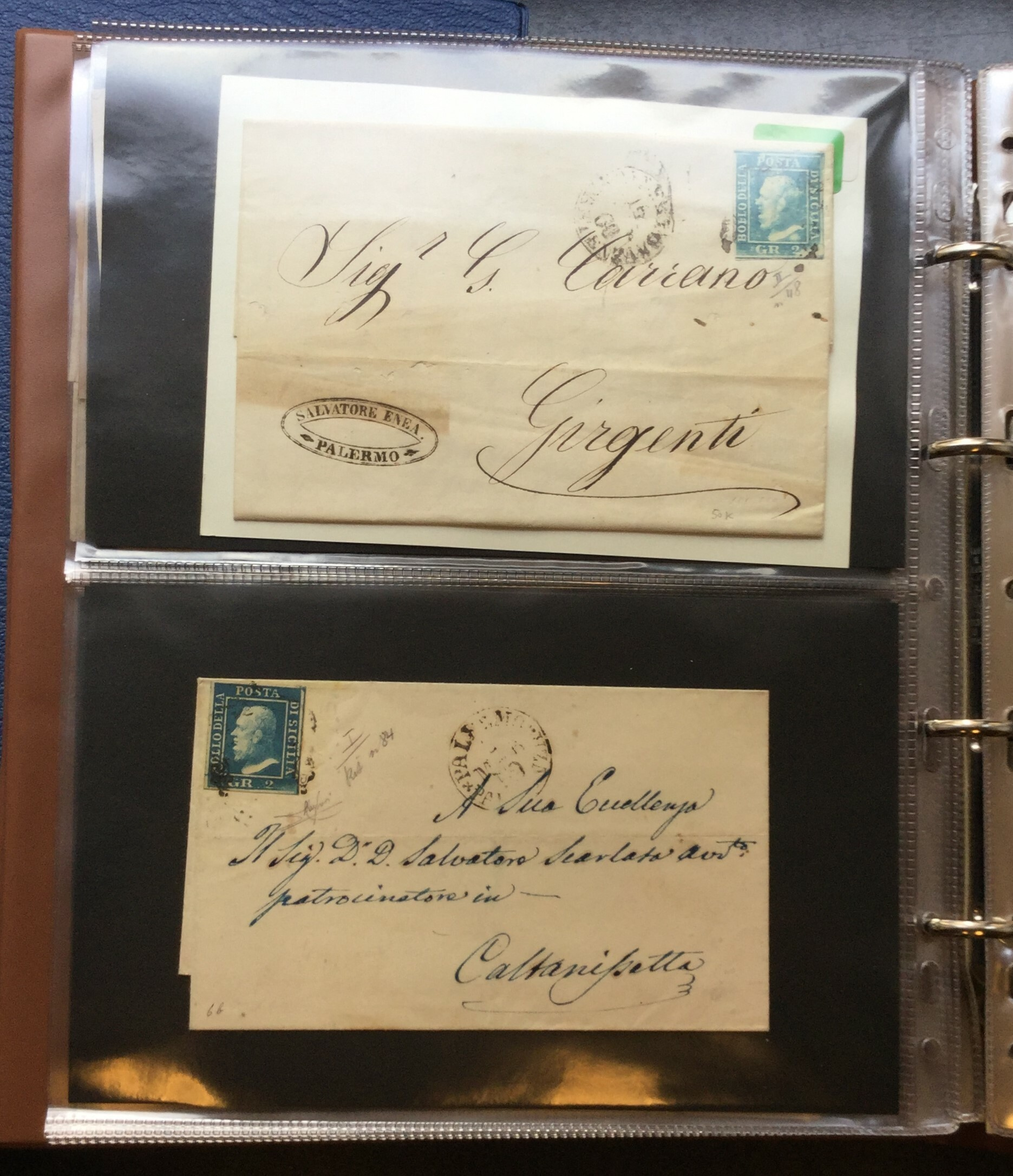 Lot 2507 - ANTICHI STATI, REGNO D'ITALIA Lots & Collections -  Ponte Auction House Stamps Auction 505