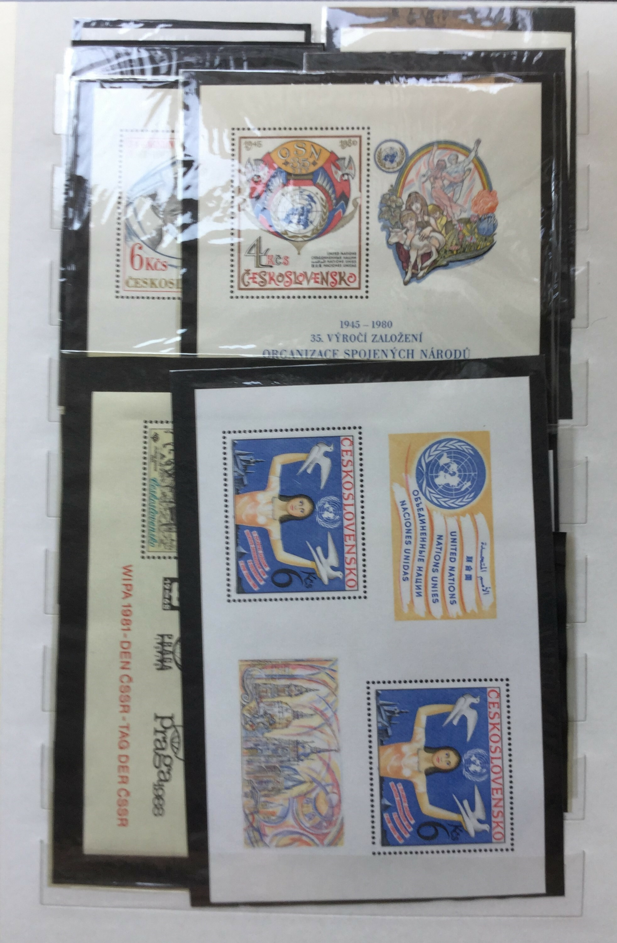 Lot 2520 - CECOSLOVACCHIA Lots & Collections -  Ponte Auction House Stamps Auction 505