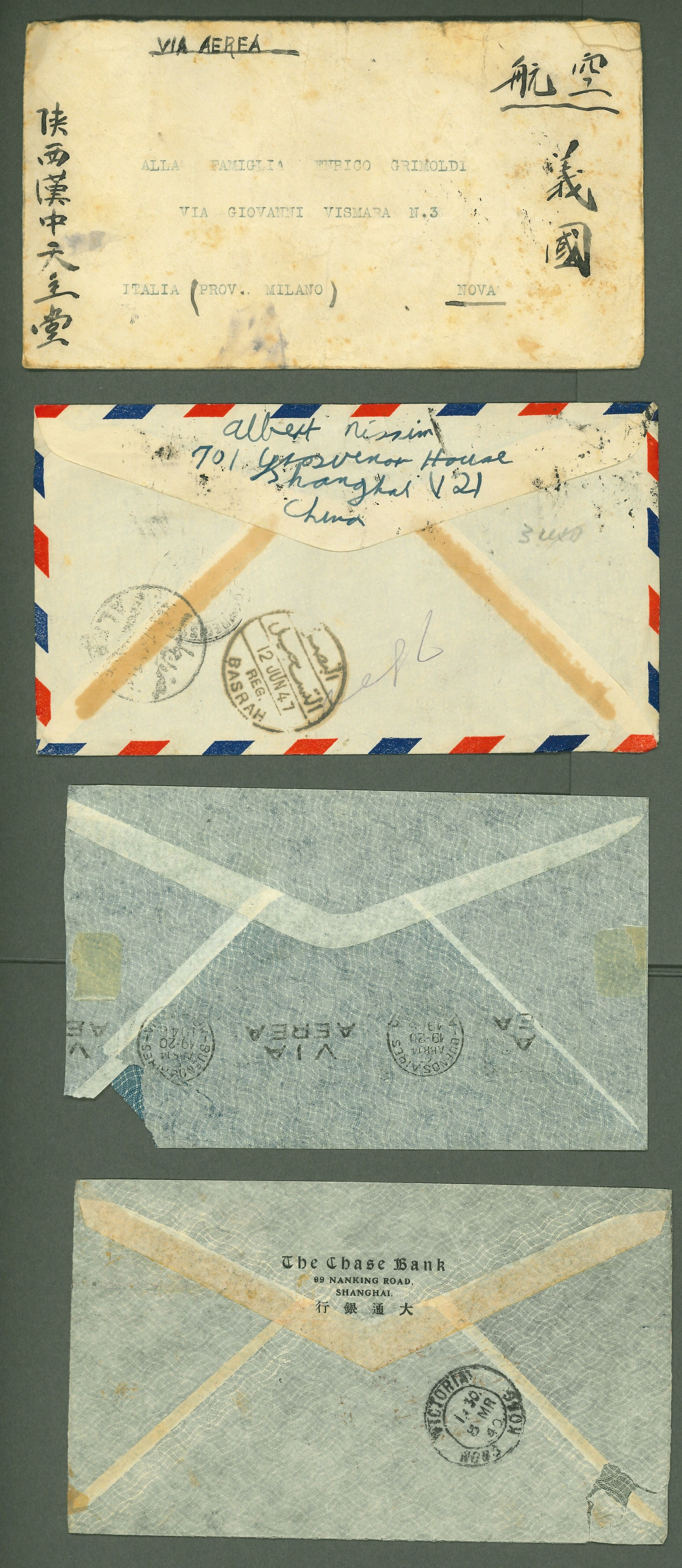 Lot 2522 - cina Lots & Collections -  Ponte Auction House Stamps Auction 505